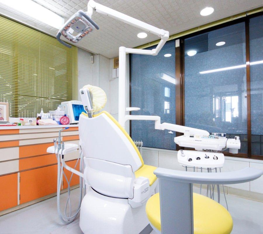 安心・安全な歯科治療の提供にこだわっています